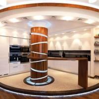 красивые кухни фото 2