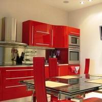 красивые кухни фото 23