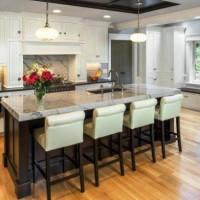 красивые кухни фото 24