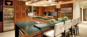 красивые кухни фото 4