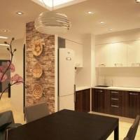 красивые кухни фото 5