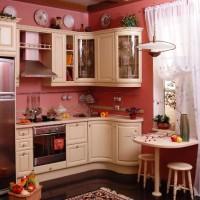 красивые кухни фото 8