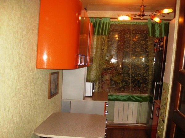Кухни в хрущевке фото дизайн малогабаритные 5 кв.м
