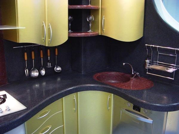 кухня 5.5 кв. м дизайн фото 10