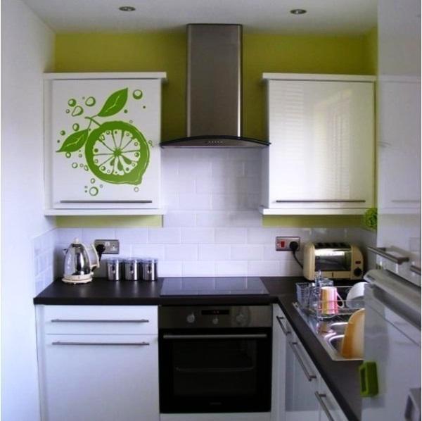 кухня 5.5 кв. м дизайн фото 11