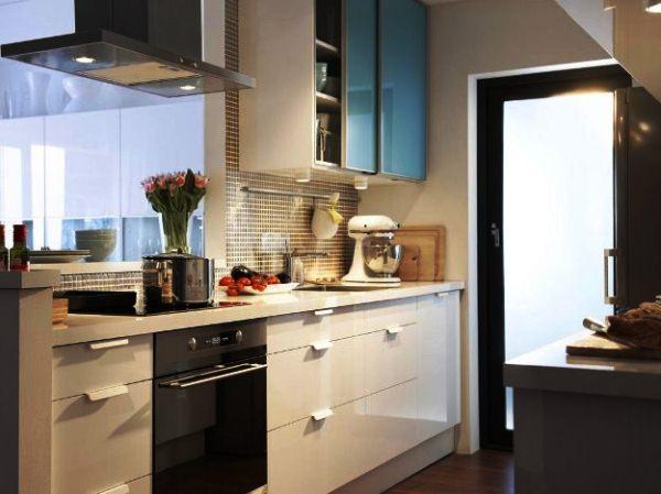 кухня 5. 5 кв. м дизайн фото 8
