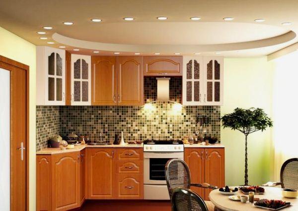 кухня гарнитур угловой фото 10