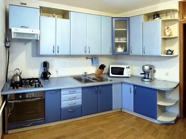 кухня гарнитур угловой фото 14