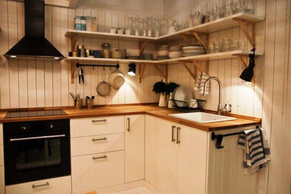 кухня гарнитур угловой фото 2