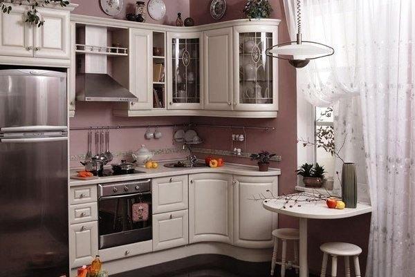 кухня гарнитур угловой фото 4