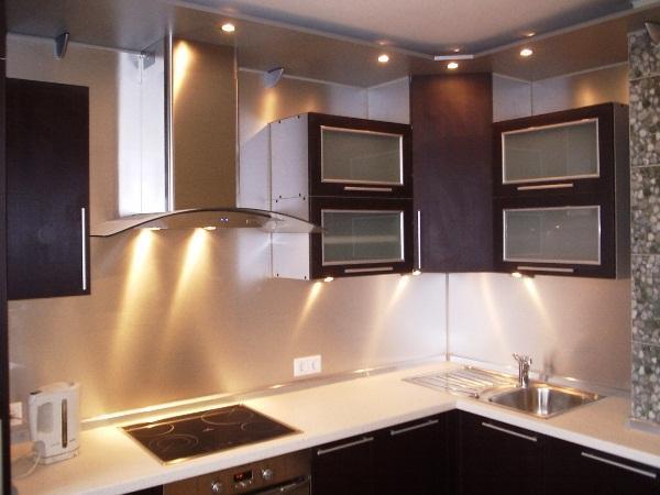 кухня гарнитур угловой фото 5