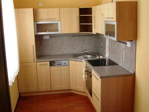 кухня гарнитур угловой фото 6