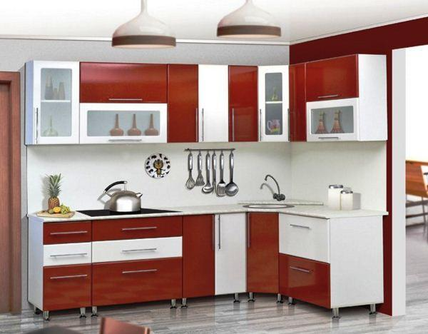 кухня гарнитур угловой фото 7