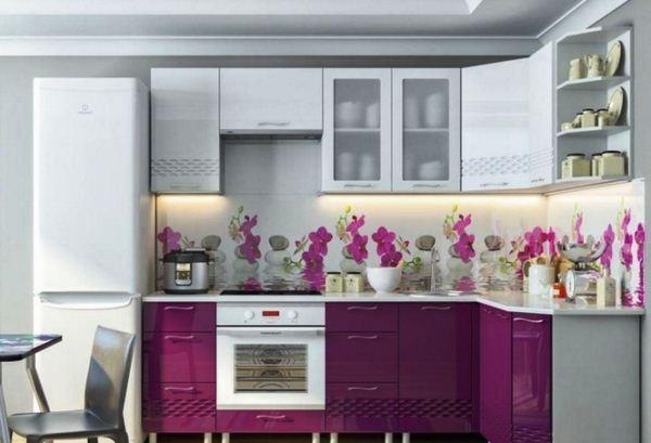 кухня гарнитур угловой фото 8