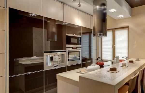 кухня интерьер фото 12 кв метров