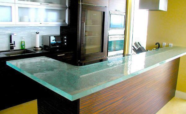 кухня студия с барной стойкой дизайн фото 13