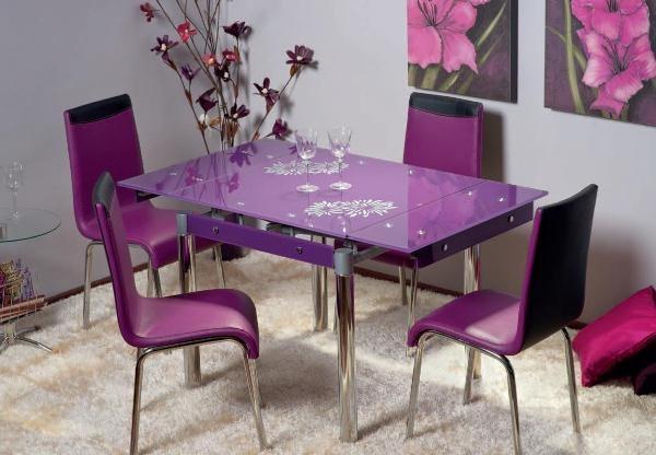 кухонный стол трансформер фото