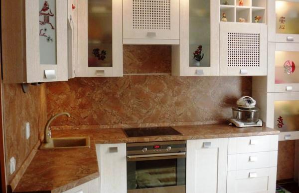 малогабаритные угловые кухни фото 10