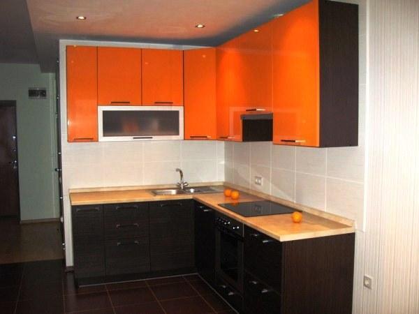 малогабаритные угловые кухни фото 12