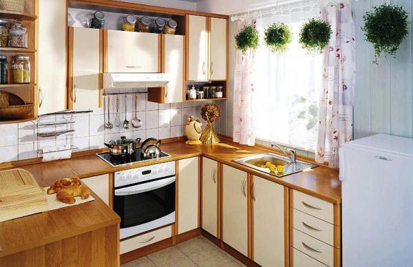 малогабаритные угловые кухни фото 13
