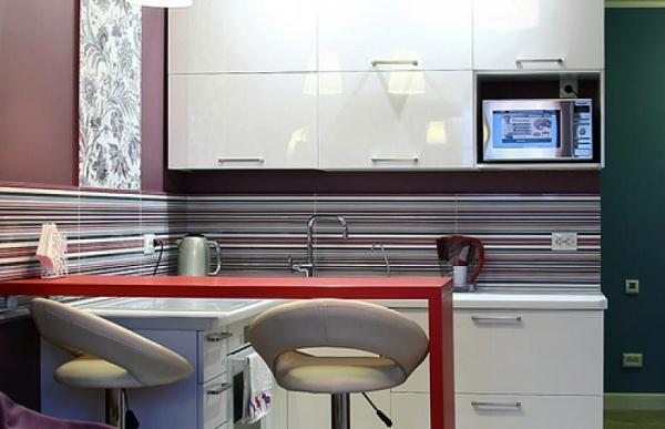 малогабаритные угловые кухни фото 16