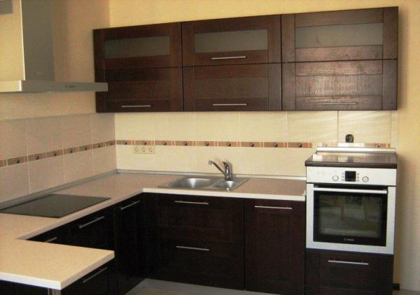 малогабаритные угловые кухни фото 2