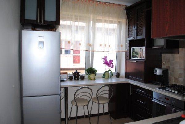 малогабаритные угловые кухни фото 7