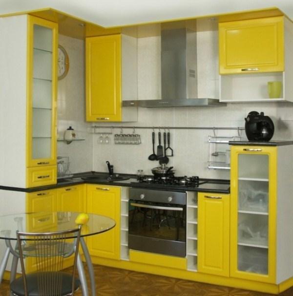 малогабаритные угловые кухни фото 8