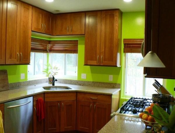 малогабаритные угловые кухни фото 9