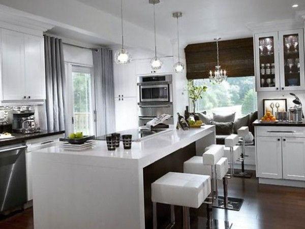 шторы на кухню фото 2019 современные в маленькую кухню фото 11