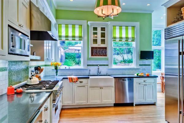шторы на кухню новинки 2019 фото 5
