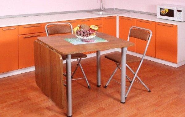 стол трансформер для кухни фото 2