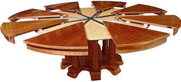 стол трансформер для кухни фото 5