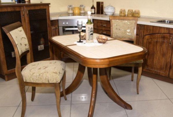 стол трансформер для кухни фото 7
