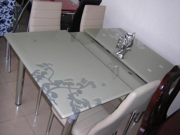 стол трансформер для кухни фото 8