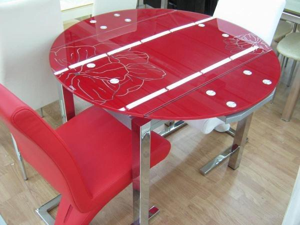 стол трансформер для кухни фото 9