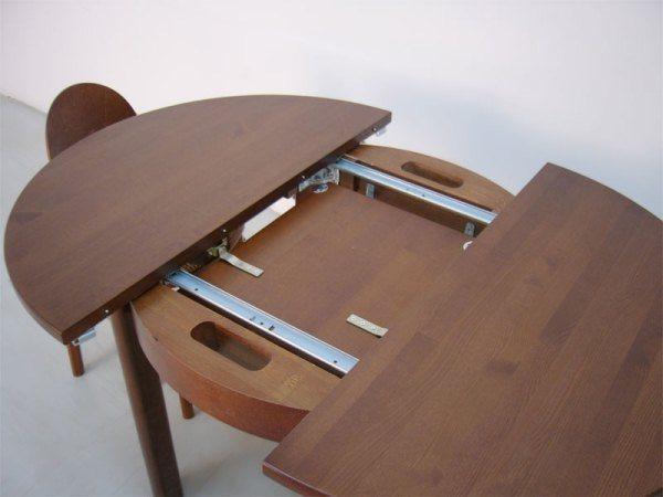 стол трансформер для кухни фото