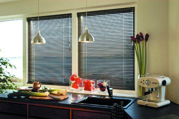 жалюзи на кухню фото 4