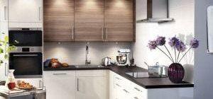 угловой гарнитур для кухни 9 кв м фото кухни