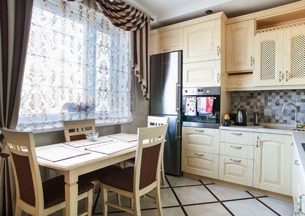 угловые кухни 9 кв м фото 4