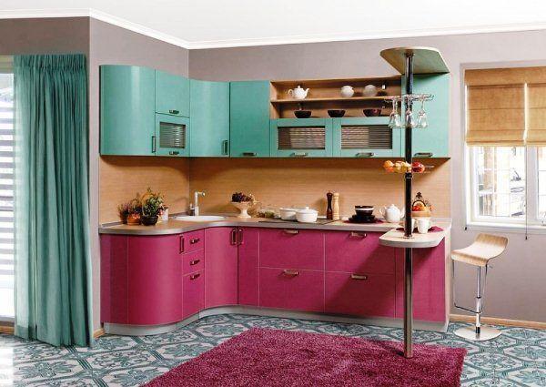 Угловые кухни на 9 кв. метрах фото и цены