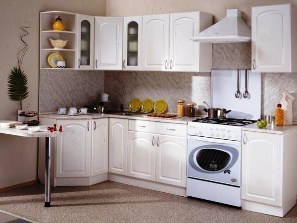 Угловые кухни на 9 кв. метрах фото цена