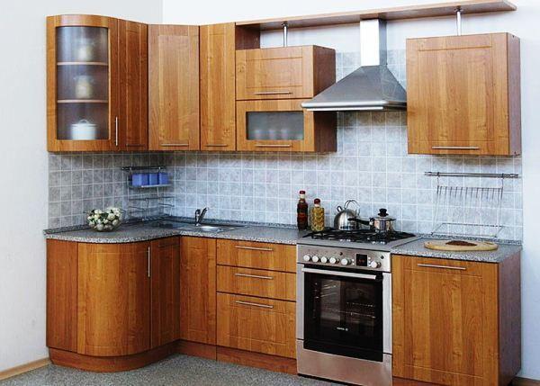 Угловые кухни на 9 квадратных метров фото
