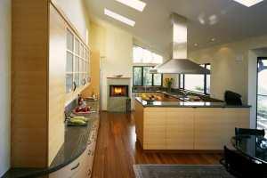фото кухни в частном доме фото