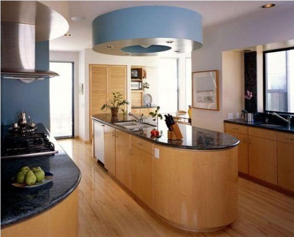 Фото кухонь в реальных домах фото