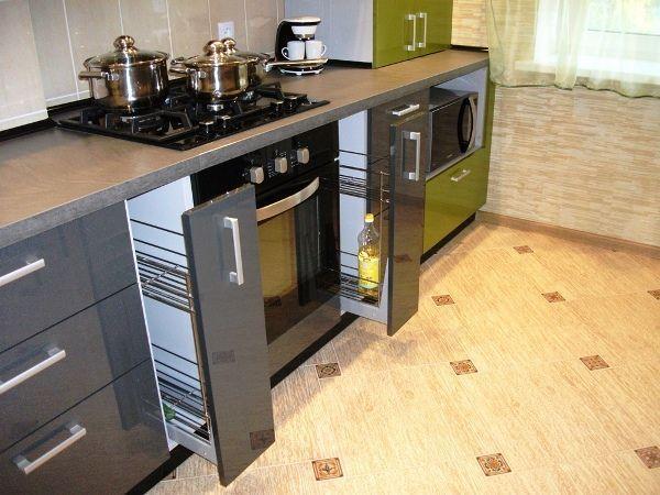 кухня 9 кв м в панельном доме фото 2