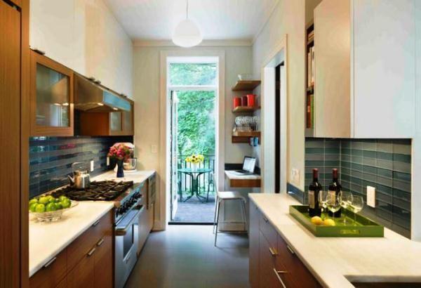 кухня 9 кв м в панельном доме фото 5