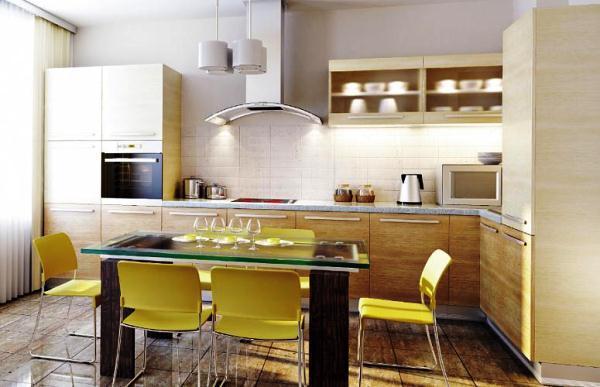 Кухня 9 кв. м в панельном доме фото 9