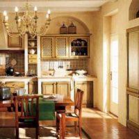 кухня прованс фото 12