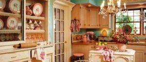кухня прованс фото 14